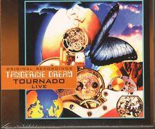 TANGERINE DREAM Tournado LIVE 10 track CD DIGIPACK NEW SEALED 2009