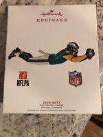 2019 HALLMARK Keepsake Ornament Zach Ertz Philadelphia Eagles