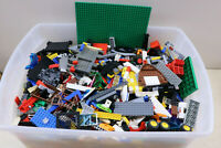 Huge Lot Bulk LEGO 20 POUNDS Mixed Themes  Bonus Base Plate & Free Shipping   #5