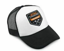 "NEW Stihl Timbersports ""Kiss my Axe"" Baseball Cap Hat 04640210050"