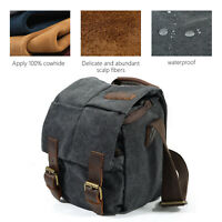 DSLR SLR Camera Bag Digital Lens Carry Case Cover for Canon Nikon Sony Samsung