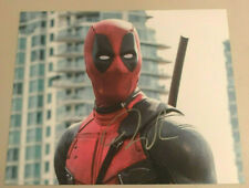 "Ryan Reynolds ""DEADPOOL"" Hand Signed Autographed 8x10 Photo w/Hologram COA"