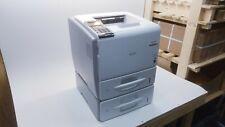 Ricoh Aficio SP 5200DN Workgroup B&W Laser Printer 52 PPM Toner 40%  & 2nd Tray