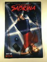 "Chilling Adventures of Sabrina Poster TV Series Art Print 13x20/"" 24x36/"" 27x40/"""