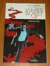 JAMES BOND EIDOLON #8 DYNAMITE COMICS