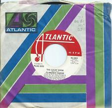 Clarence Carter:The court room/Getting the bills (but no merchandise):Atlantic
