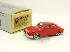 Classic 43 1/43 - Jaguar MKII Saloon 1959 Export Rouge