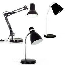 TOP!!! LED Tischlampe Schreibtischleuchte Schreibtischlampe Büroleuchte E27 E14