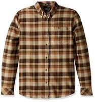 O'Neill Redmond Men's Long Sleeve Flannel Shirt
