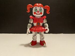"Funko FNAF Five Nights At Freddy's Circus Baby 5"" Figure Sister Location No Mike"