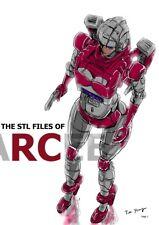 STL file of G1 Arcee Custom. read item description