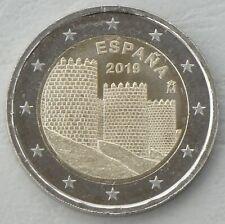 2 Euro Spanien 2019 Avila unz.