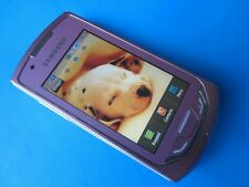 Samsung Monte S5620 Touchscreen Mobile Phone VGC Vodafone Fast Free Delivery