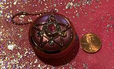 Sailor Moon ✨Crystal Star Compact✨ Locket Charm Miniature Bandai (PLEASE READ)