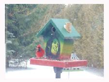 Bob Marley Bird Feeder
