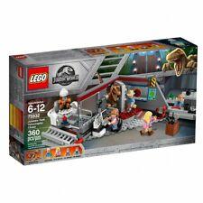 LEGO® Jurassic World™ 75932 Jagd auf den Velociraptor NEU NEW OVP MISB
