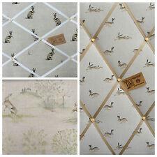 Custom Made Hare Pin/memo/notice board choice Voyage Sophie Allport Fryetts