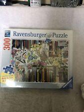 Ravensburger 300 Piece Puzzle Plus Free 1000 Piece Mistery Puzzle