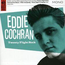 Eddie Cochran - Twenty Flight Rock [New CD]