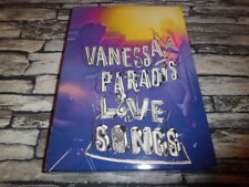 VANESSA PARADIS   LOVE SONGS TOUR  COFFRET  2 CD 1 DVD  LIVRE PHOTOS