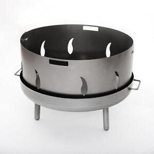 Funkenschutz für eine Feuerschale 55 cm