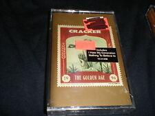 Cracker CASSETTE The Golden Age NEW