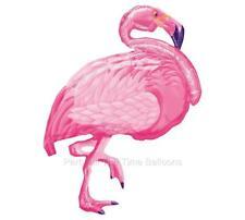 """35"""" Pink Flamingo Balloon FULL BODY Free Shipping Pool Beach ZOO Luau"""