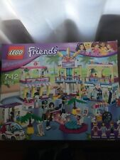 Lego 41058 Heartlake Shopping Mall, Used, Complete in Original Box