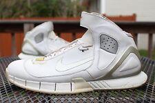 2005 Nike Huarache 2k5 All White size 13 doernbecher og lot bred Lebron low kobe