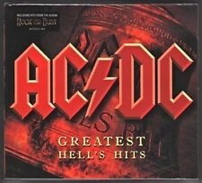 AC/DC 2CD HELL'S HITS (Same Day SHIPPING-FREE Returns)