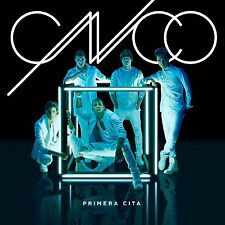 CNCO - PRIMERA CITA  (CD) sealed