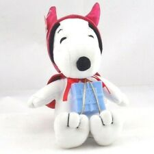Whitmans Snoopy Plush Valentine Devil Costume