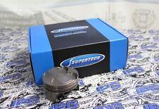 Supertech Pistons Fits Nissan 240SX KA24 KA24DE 89.5mm Bore 9.0:1 Comp