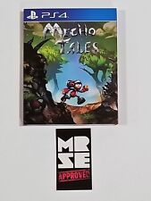 Limited Run Games #88 MECHO TALES DEVELOPER EDITION PS4 (PlayStation 4) *Rare*