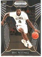2019 Prizm Draft Picks Basketball #40 Eric Paschall Rookie Card Villanova