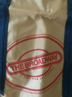 Vintage The Broadway Department Store large Shopping duffle Bag back pack new