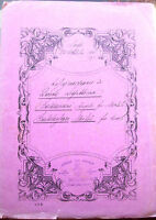 1931 LOTTO DATTILOSCRITTI SU IPOTECHE TERRENI A COTIGNOLA
