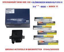 Steuergerät/Glühzeit BERU GSE102+6 Glühkerzen  BOSCH GLP070- BMW 7 (E65,E66),div