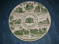 VINTAGE 1820-1970  ROTTERDAM NY SESQUI COLLECTOR PLATE