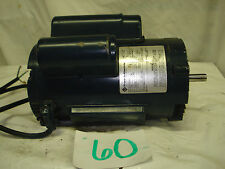 Franklin motor 1201080404, 1 hp, 1140 rpm, 56C frame, 115/230, ODP, 1ph, w/cord