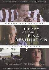 The City of Your Final Destination (DVD, 2010)  NEW DVD