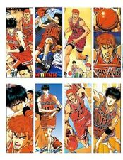 8 Marques Pages Slam Dunk