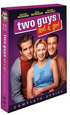 Two Guys and a Girl: The Complete Series 1-4 (DVD,11-Disc Set) Season 1 2 3 & 4