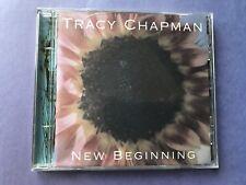 New Beginning by Tracy Chapman, CD, 1995 Elektra, female vocals, folk/rock/pop