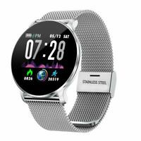 Smart Watch Color Screen Fitness Tracker Bluetooth Heart Rate UK STOCK