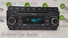 07 08 09 2010 11 12 CHRYSLER 300 DODGE JEEP Patriot Radio MP3 CD Player AUX RES