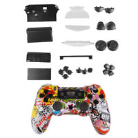 Crazy Skull Controller Shell Housing Case Kit Fits for PlayStation4 PS4