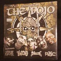 """Twiztid - The Dojo 7"""" Vinyl SEALED Record r.o.c blaze ya dead homie majik ninja"""
