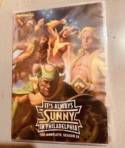 Its Always Sunny In Philadelphia Season 14 14th Collection TV Series DVD Box Set