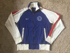 Nike US Open Cup Champions 1907 NY Americans Red Blue Jacket Sz M Mens Vtg USA